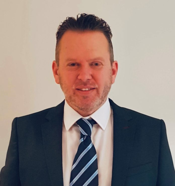 LAMILUX UK has appointed James Fisher as its new managing director