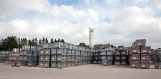 Russell Roof Tiles' Lochmaben site