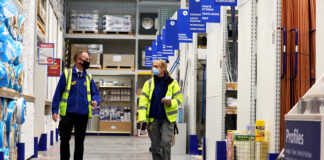 Selco Builders Warehouse has adopted a strict 'no face covering, no entry' policy at its 69 branches across the UK