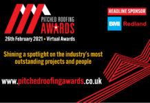 The Pitched Roofing Awards is brought to you by RCI