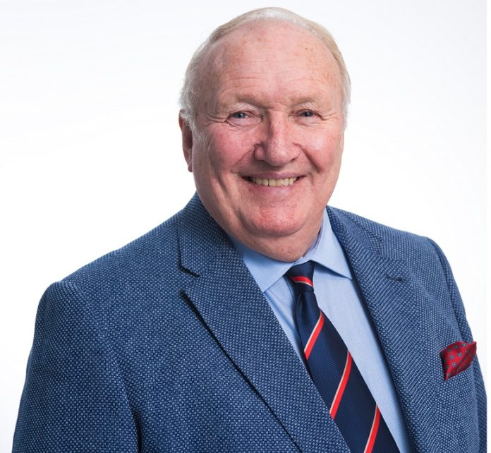 Gordon Penrose is the honorary president of the Institute of Roofing
