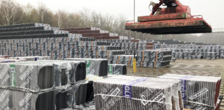 Crest Nelskamp is helping to keep the roofing supply chain moving