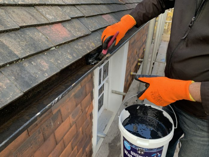 When it comes to repairing roofing membranes and guttering, there are many jobs that can be done with 'all-in-one' sealants and adhesives.