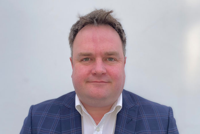 Steve Davies is now divisional sales director for the north at SIG Distribution