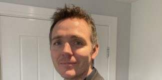 Tom Holden has been appointed as an area account manager at Klober