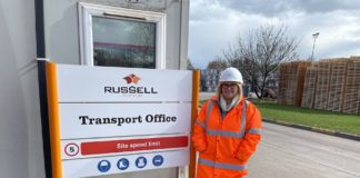 Nicola Trainor has been appointed as logistics manager at Russell Roof Tiles