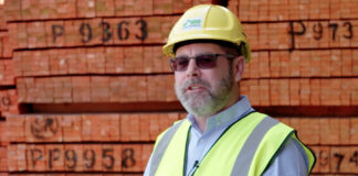 Shaun Revill is trading director at SR Timber