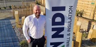 Chris McLean at NDI in Buildbase Aberdeen