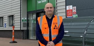 Tony Borg, branch manager at CCF Enfield