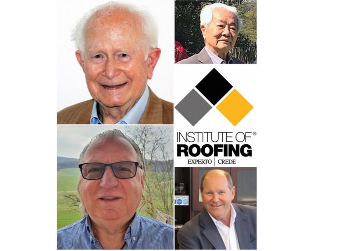 Top left-right: Peter Plum and Bill Chan, Bottom left-right: Detlef Stauch and Reid Ribble