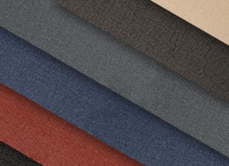 The textured finish will be available on all shades within the Colorcoat Prisma standard Metallic and Solid categories on the existing colour card