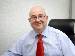 Tom Forsyth has been appointed as general manager of Sika UK