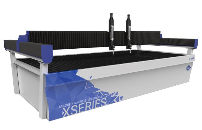WARDDJet X-series