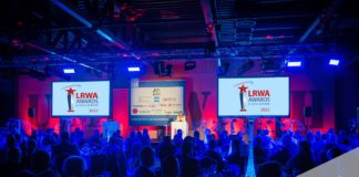The LRWA's 2020 event will now take place on 23 March 2022 at the Titanic Hotel in Liverpool.