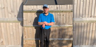 Adam Wolniewicz from Covers is set to take on a mammoth golf challenge for charity.