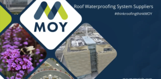 MOY has partnered with AquaTrace to launch 'Intelligent Roofing Solutions' – a 24/7 live monitoring solution.
