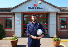 Otto Mathiesen is the maintenance manager at Russell Roof Tiles