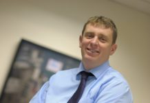 Richard Jackson was appointed UK sales director at Freefoam