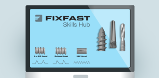 The Skills Hub from Fixfast is free to use and can be accessed on-site via a mobile or tablet at www.fixfast.comskills-hub.