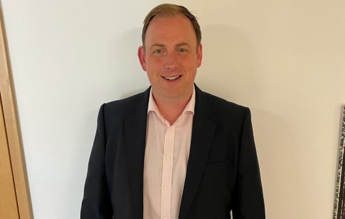 Andy Sawer has been appointed as category director for timber at SIG UK.
