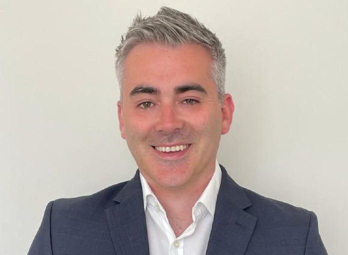 Stuart Southall has been appointed as a regional sales manager for fire protection for Encon Insulation and Nevill Long.