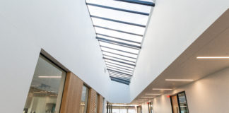 """""""Rooflights are often perceived as difficult to specify because they typically have many options to choose from."""" - Rob Edwards, commercial director at SIG Design & Technology."""