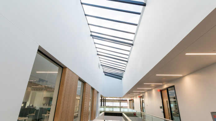 """""""Rooflights are often perceived as difficult to specify because they typically have many options to choose from."""