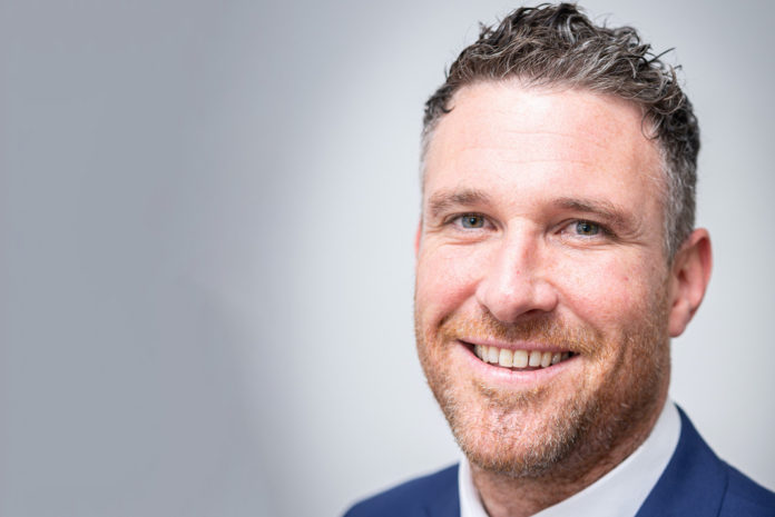 Keylite has promoted Jamie McGuinness to regional sales manager for the north.