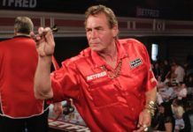 Customers can challenge darts legend Bobby George at MKM's Canterbury branch opening.